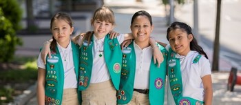 My Promise My Faith Workshop for Girl Scouts