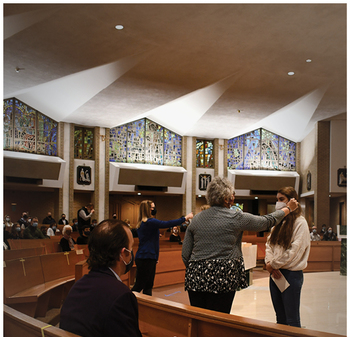 Parish welcomes RCIA candidates on October 25
