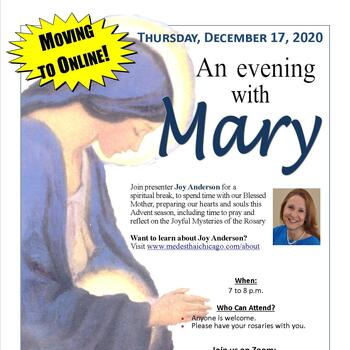 An Evening with Mary