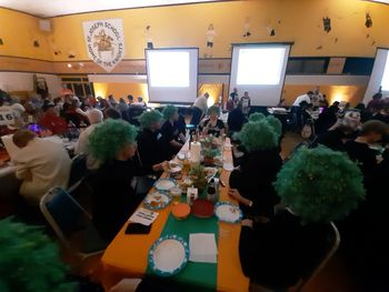 Parishioners and Visitors Attended Trivia Night 2020