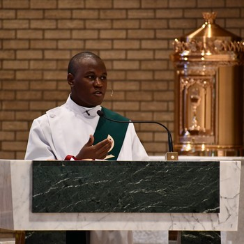 Matovu Francis (Falasiko) Ordained as a Transitional Deacon