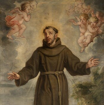 REFLECTING ON ST. FRANCIS ASSISI