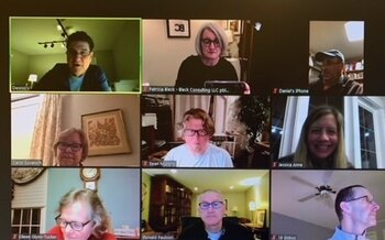 Liturgical Ministry Moves onto Zoom