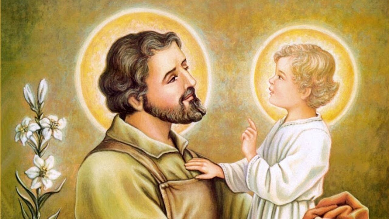 """Dear brothers and sisters, let us ask St Joseph and the Virgin Mary to teach us to be faithful to our daily tasks, to live our faith in the actions of everyday life and to give more space to the Lord in our lives, to pause to contemplate his face"" -Pope Francis-"