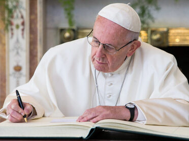 Pope Francis' Letter
