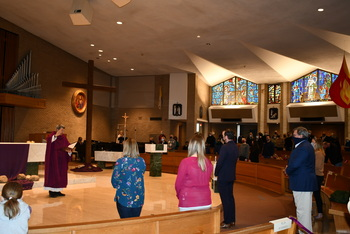Candidates hear Call to Continuing Conversion on March 7
