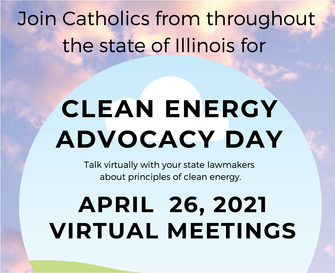 Clean Energy Advocacy Day, April 26