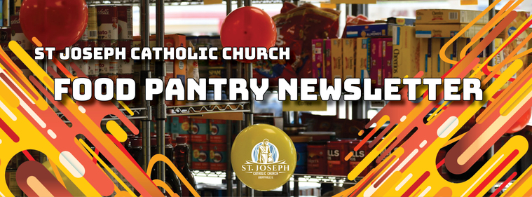 Sign Up for the Food Pantry Newsletter