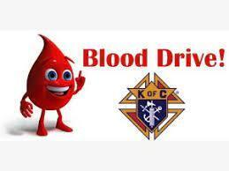 Knights of Columbus Council 3674 Blood Drive