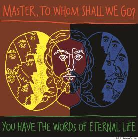 Breaking Open the Word: Twenty First Sunday in Ordinary Time