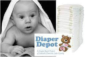 Thank You from Catholic Charities Lake County Services Diaper Dept