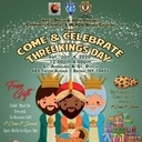 Three Kings toy distribution by the 40th Pct Community Council. January. 4th, at 12pm.