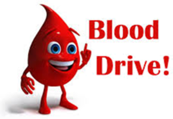 Blood Drive / Donacion de Sangre. Aug, 26.2018. 10:00am - 2:30pm
