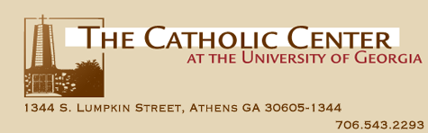 The Catholic Center at UGA