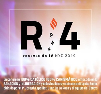 """Renovación 4"" Conference (English option)"
