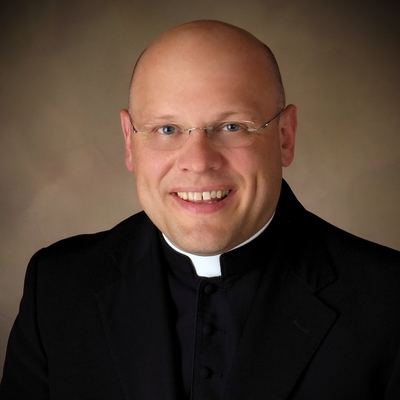 Monsignor Tom Richter, Pastor, Church of Queen of Peace