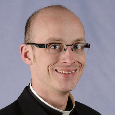 Father Bill Ruelle, Pastor, Church of St. Patrick