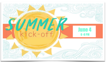 High School Youth Summer Kick Off