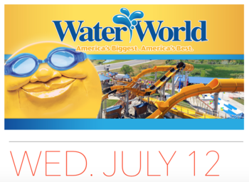 HS Youth Ministry: Water World