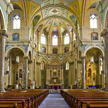 Christmas Tour of Historic Detroit Churches