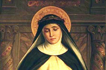 Video: St. Catherine of Siena