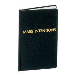 Mass Book for April, May and June Opens