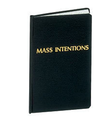 Mass Book for April May and June 2020 opens