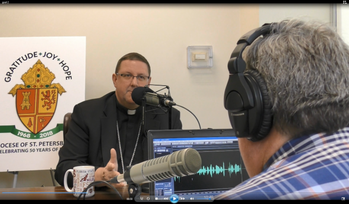 10-Part Radio Series about Couageously Living the Gospel