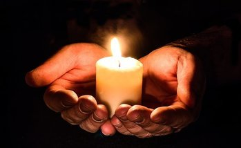 Remembering the Loss of a Child Candle Ceremony