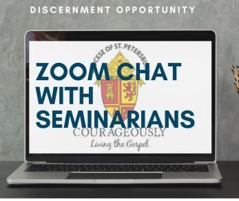 Zoom Chat With Seminarians