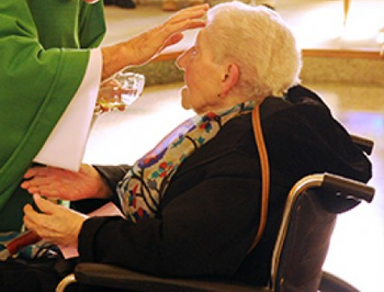 Mass for the Sick and Elderly