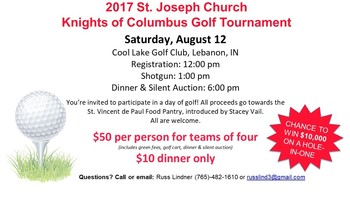Knights of Columbus Golf Outing