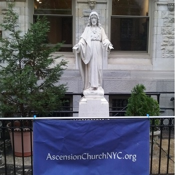 Jesus Loves AscensionChurchNYC.org