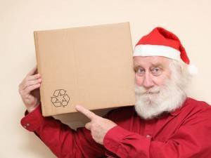 Santa's Recycling Sale
