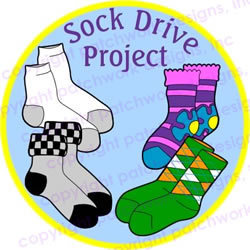 Sock Donations Calcetines Donacions