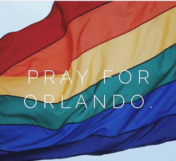 Memorial Mass and Candlelight Vigil for the victims and survivors of the mass shooting in Orlando