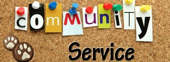DOES YOUR CHILD NEED COMMUNITY SERVICE HOURS?