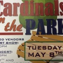 Cardinals in the Park!