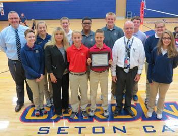 SCHS WINS CBC HIGH SCHOOL LEADERSHIP GRANT FOR 2ND YEAR IN A ROW