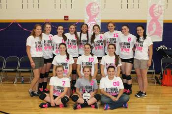 Volley For The Cure Match