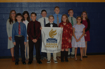 National Elementary Honors!