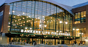 Cardinals at Bankers Life Fieldhouse