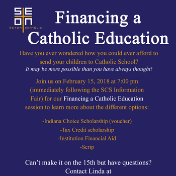 Financing a Catholic Education