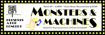 Pops Concert: Monsters & Machines