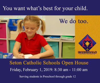 Open House - New Date!