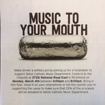 Chipotle for Music