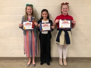 More Science Fair Winners!