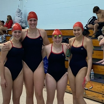 Girls Swim Sectionals