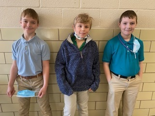 Local and Regional Science Fair Results