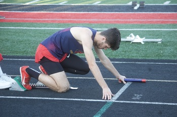 Boys Track Sectionals